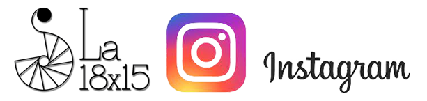 La 18x15 Instagram